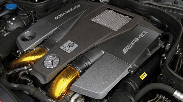 Serigala Berbulu Domba, Mercedes-AMG E63 S Bertenaga 1.090 DK