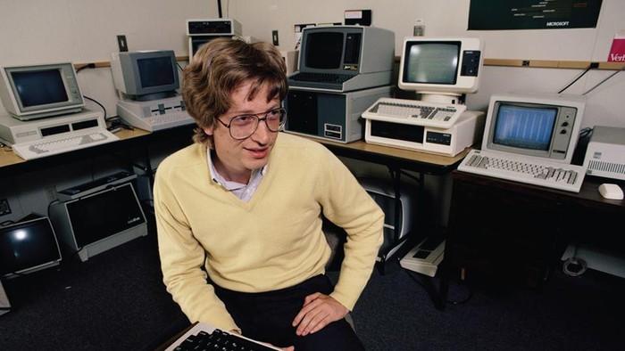 Bill Gates Masa Kecil