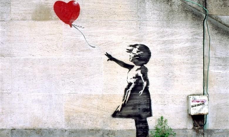 Misteri Identitas Banksy yang Terus Disembunyikan
