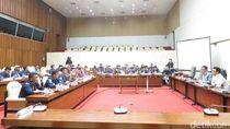 Mahasiswa Trisakti Diterima Pansus DPR, Tanya Legalitas Hak Angket