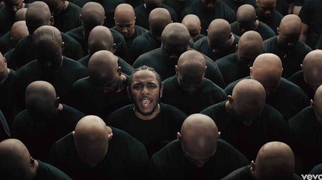 Kendrick Lamar Menang Besar di MTV VMA 2017