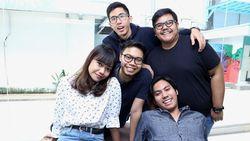 Osiap! Santuy Bareng Reality Club