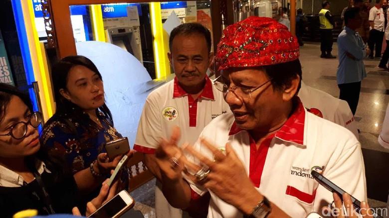 Gubernur Sulawesi Tengah, Longki Djanggola (Randy/detikTravel)