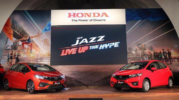 Honda Jazz Terbaru 2017