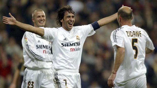 Cristiano Ronaldo bisa lewati rekor Raul Gonzalez.