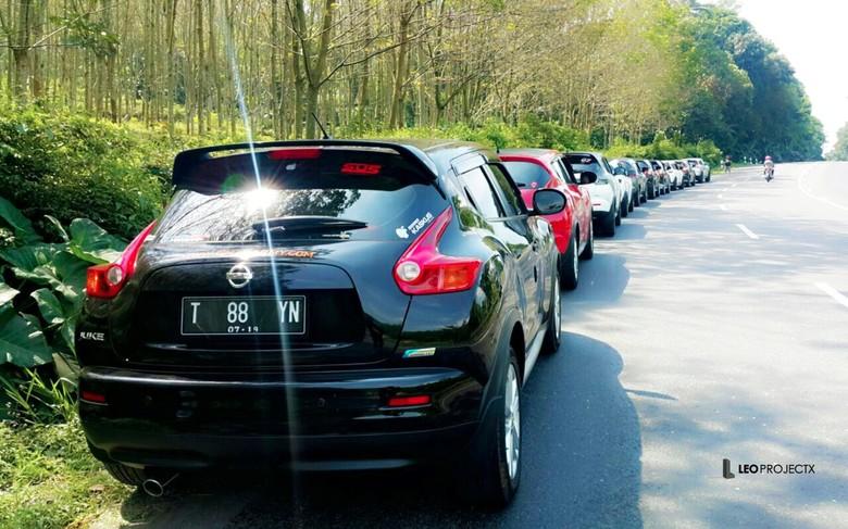 Nissan Juke. Foto: Dok. Istimewa