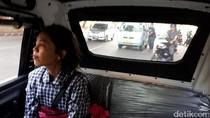 Menjajal Naik Bajaj Qute Roda 4 Keliling Jakarta