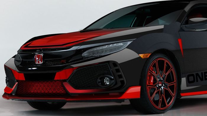 Foto: Honda Civic Type R