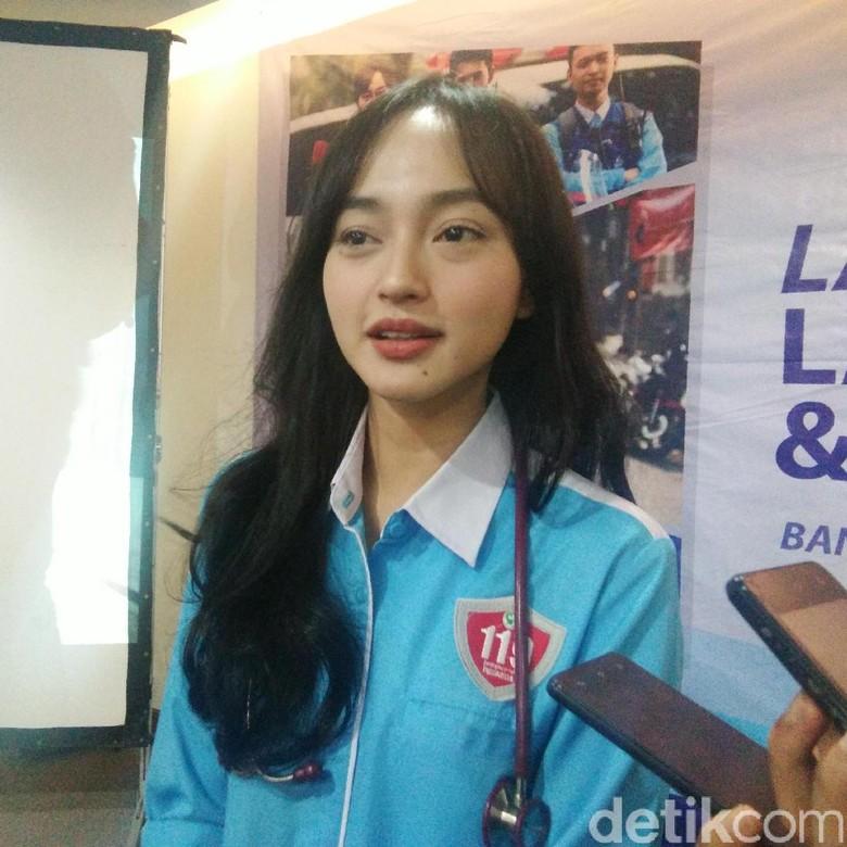 Calon Dokter Cantik Ini Jadi Duta Layad Rawat Pemkot Bandung