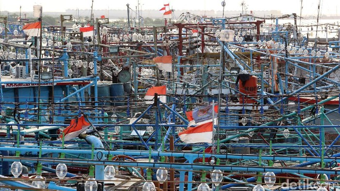 Pemerintah tengah mengkaji penggunaan penangkap ikan yang merusak lingkungan. Pelarangan cantrang ini terus menuai pro kontra.