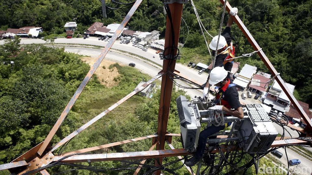 Tantangan Infrastruktur Telekomunikasi Jika Pindah Ibu Kota