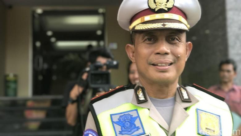 Polisi: Pembebasan Motor di Thamrin Tak Sesuai Konsep Pemprov DKI