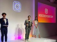 Ayu Tingting dan Raffi Ahmad Gaet Penghargaan dari Instagram