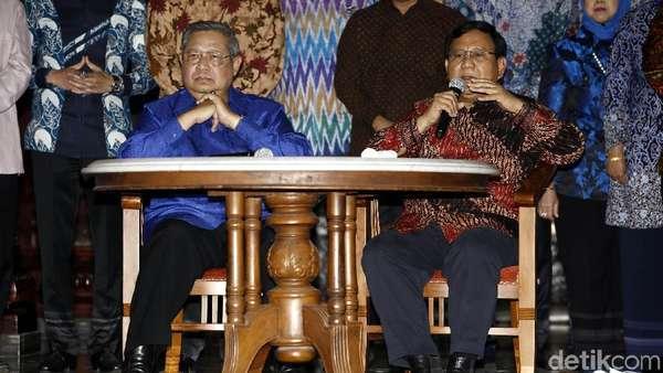 Deal SBY-Prabowo Ternyata Tak Sepedas Nasi Goreng