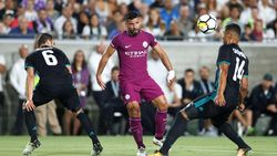 8 Data-Fakta Jelang Madrid Vs Man City