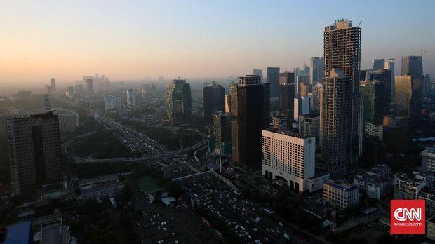 Bertemu Piranha di Barat Jakarta