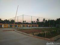 Meski Murah, Perumahan DP 1% di Cikarang Punya Lapangan Futsal