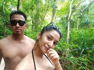 Liburan dari Thailand, Fanny Ghassani Langsung Hamil?