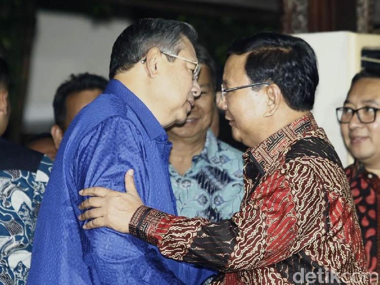 Prabowo: Presidential Threshold 20% Lelucon Politik yang Tipu Rakyat