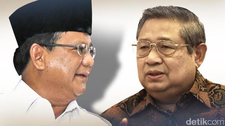 Prediksi Pilpres 2019: Adu Kuat Kubu SBY-Prabowo vs Mega-Jokowi
