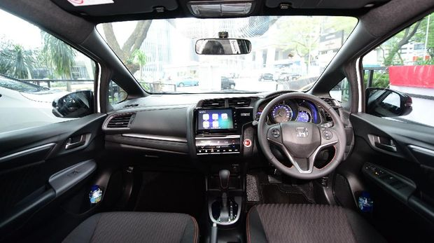 Interior Honda Jazz