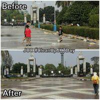 Wisata Jakarta Kota Tua: Ini Komunitas Yang Suka Bersihkan Sampah Di Jakarta