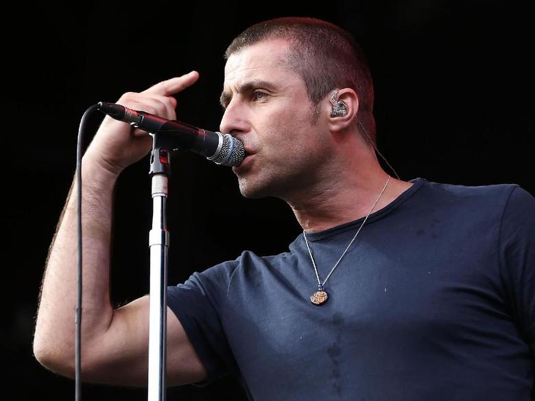 Bakal Banyak Lagu Oasis di 90 Menit Konser Liam Gallagher