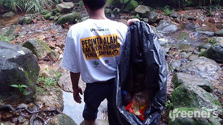 Kegiatan komunitas Sapu Gunung Indonesia (dok. Sapu Gunung Indonesia)