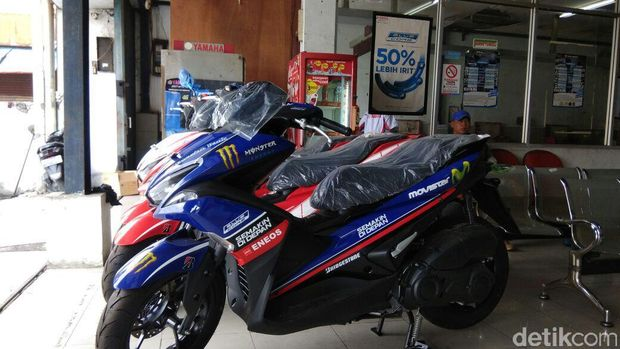 Yamaha Izinkan Diler Modifikasi Nmax Dan Aerox