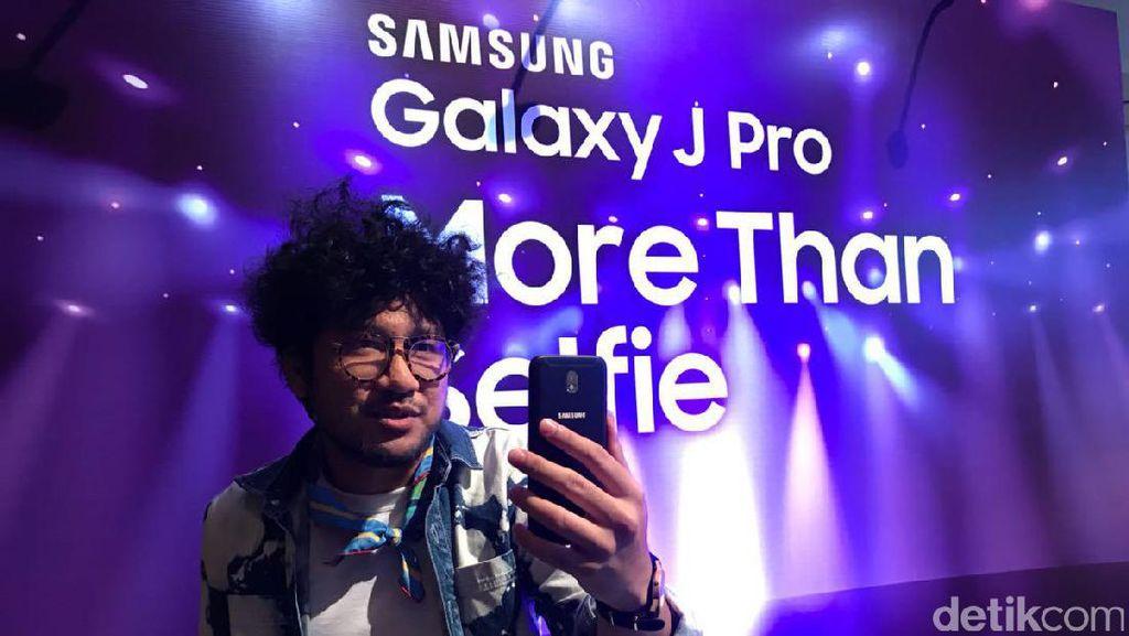 Kunto Aji, Gadget Freak yang Jarang Gonta-ganti Ponsel