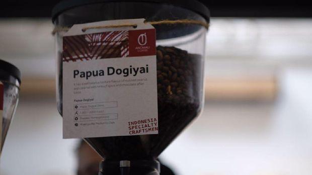 Kopi Papua Dogiyai