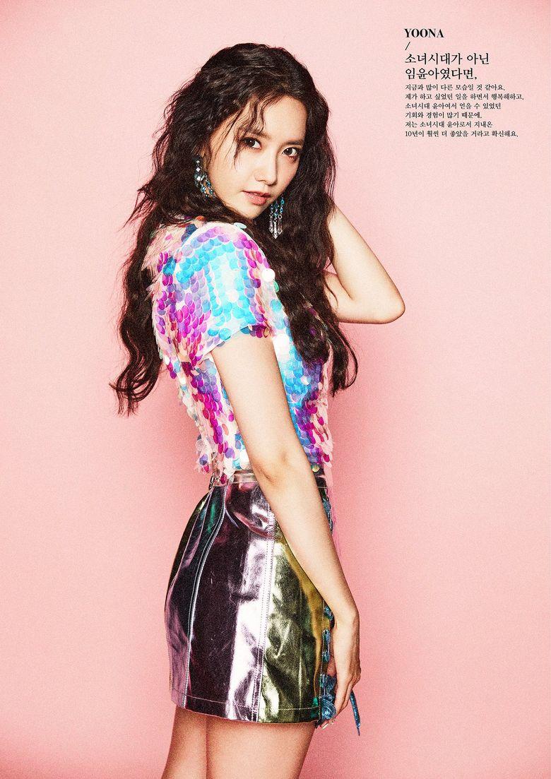 Yoona menjadi member pertama yang dirilis fotonya dalam rangka comeback SNSD. (Dok. twitter/@SNSD)