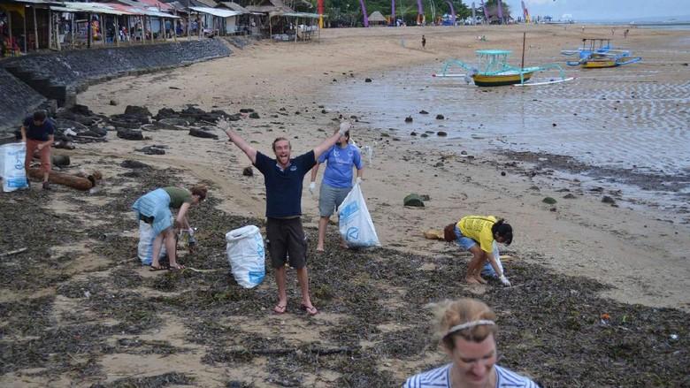 Komunitas Trash Hero Sanur, Bali (dok Trash Hero Sanur)
