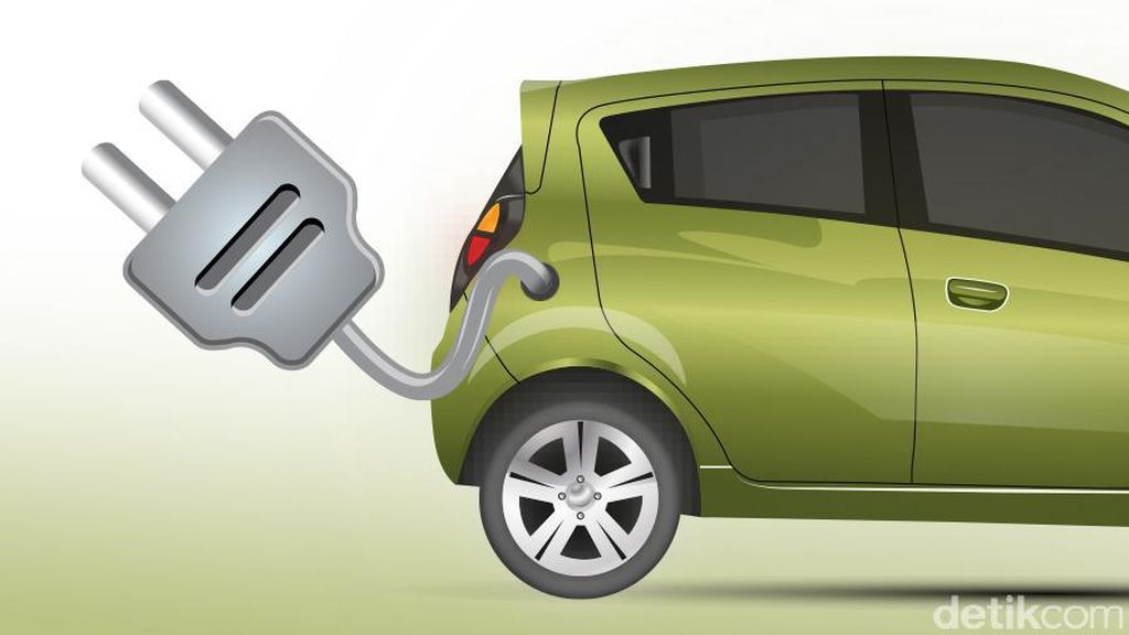 Kemenhub hingga Bos TJ Rembukan Bahas Aturan Mobil Listrik