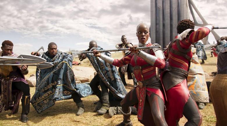 Black Panther Bawa Pulang Piala Oscar Pertama Lewat Costume Design