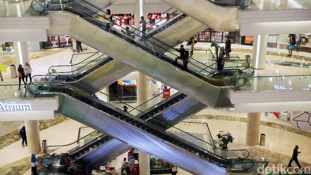 Asosiasi Pengelola Pusat Belanja: Mal di Indonesia Siaga I