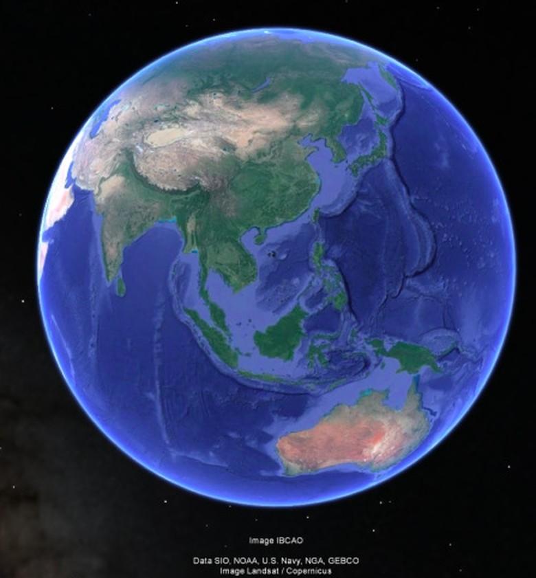 Heboh Teori Bumi Datar, Lapan: Seperti Dongeng Sebelum Tidur