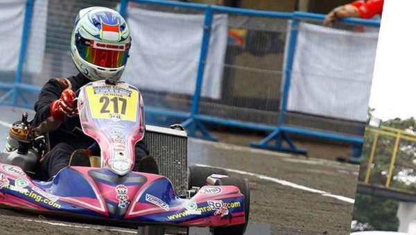 Nggak Kalah Ganteng dari Ryuji! Inikah Pembalap F4 Pacar Baru Yuki Kato?