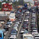 Butuh Rp 600 T Bikin Jakarta Bebas Macet Sampai 2029