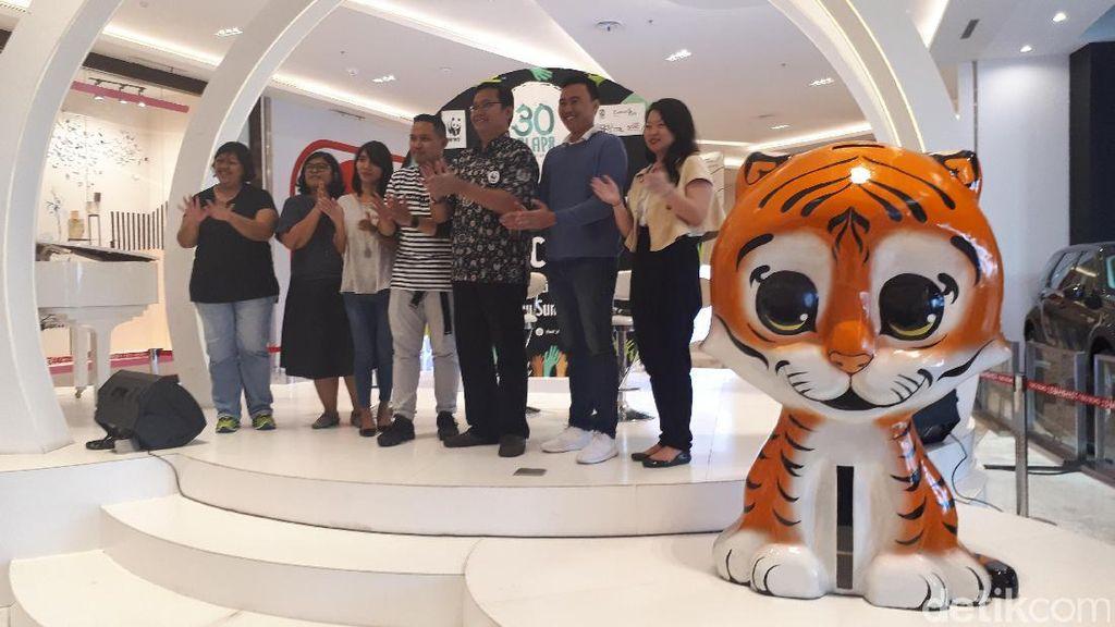WWF Indonesia Ajak Traveler untuk Peduli Harimau Sumatera