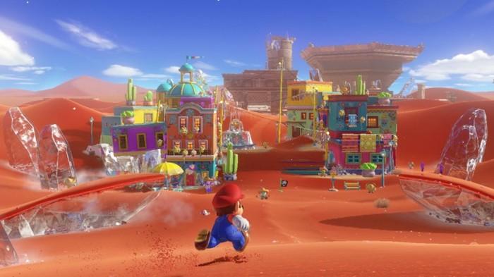 Super Mario Odyssey. Foto: nintendo