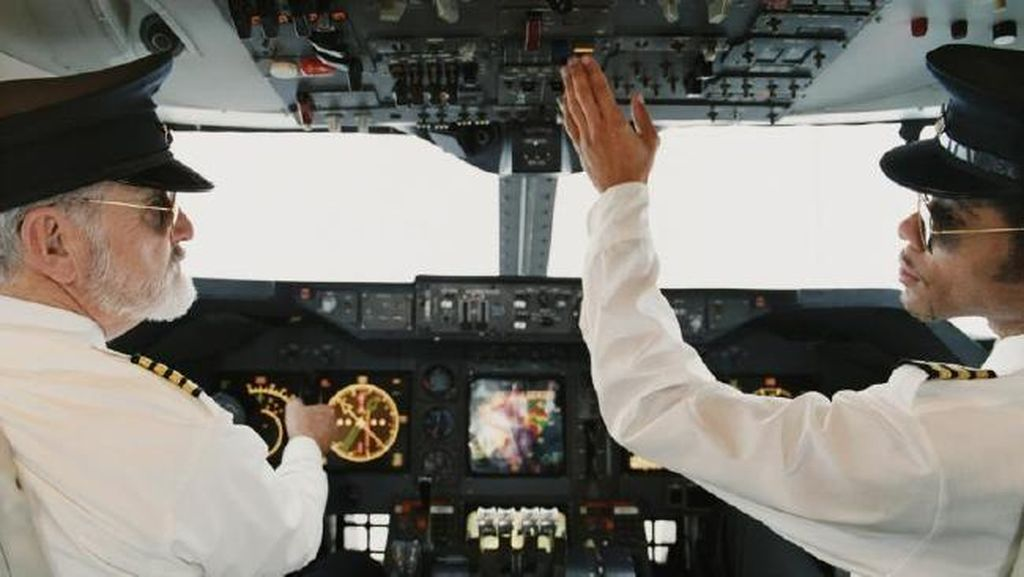Apa Hal Terburuk Bagi Pilot Saat di Pesawat?