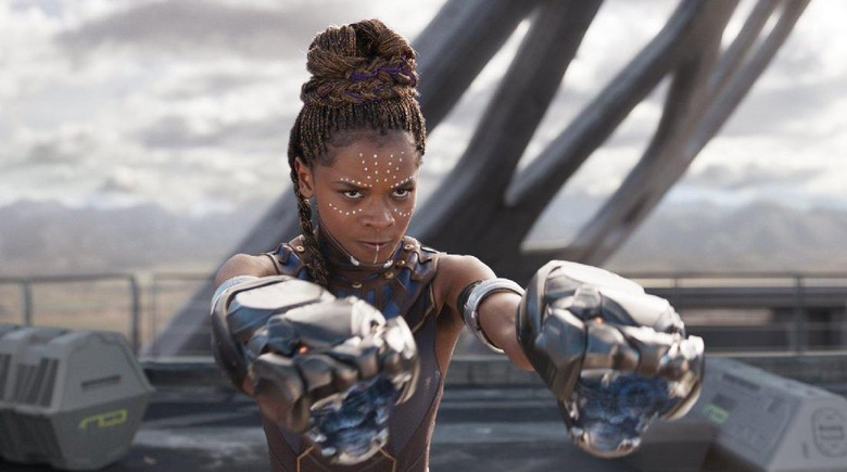 Letitia Wright as Shuri. Foto: Black Panther (imdb)