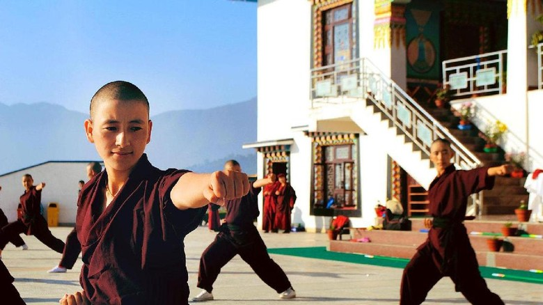 Biksuni di Nepal