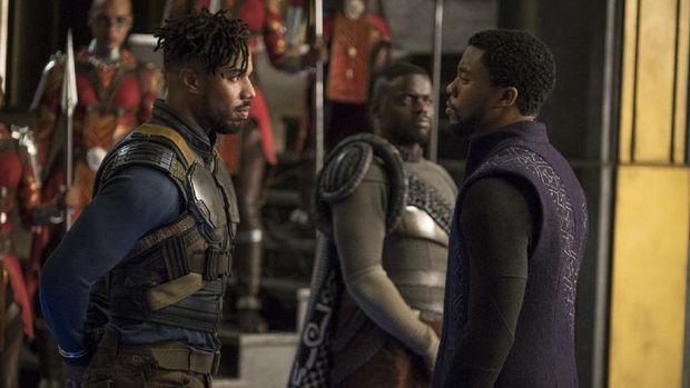 Menimbang Kekuatan 'Black Panther' di Oscar