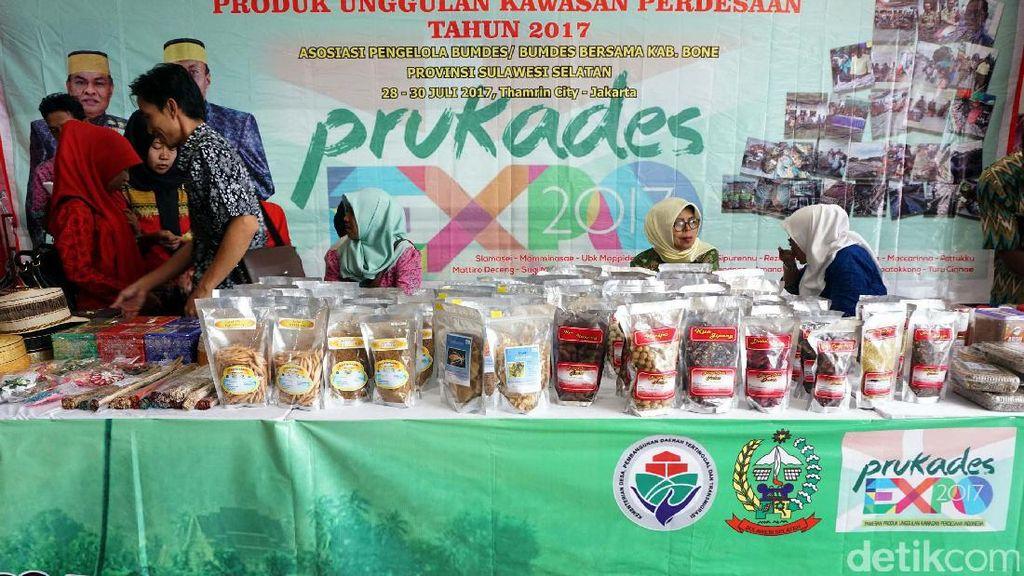 Beragam Upaya Kemendes Besarkan Prukades dan BUMDes di Perdesaan