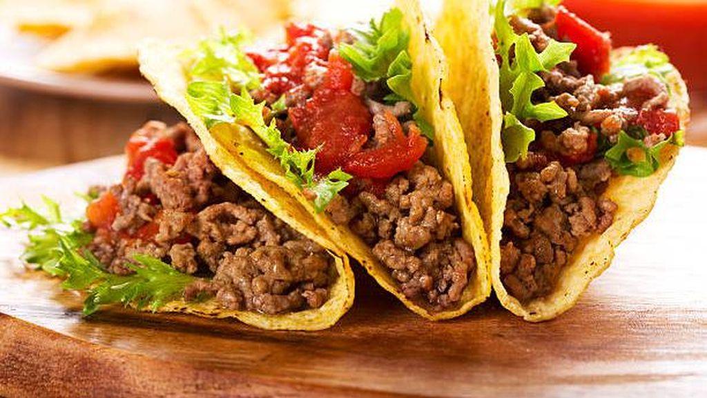 Tersedak, Seorang Pria Tewas Saat Lomba Makan Taco