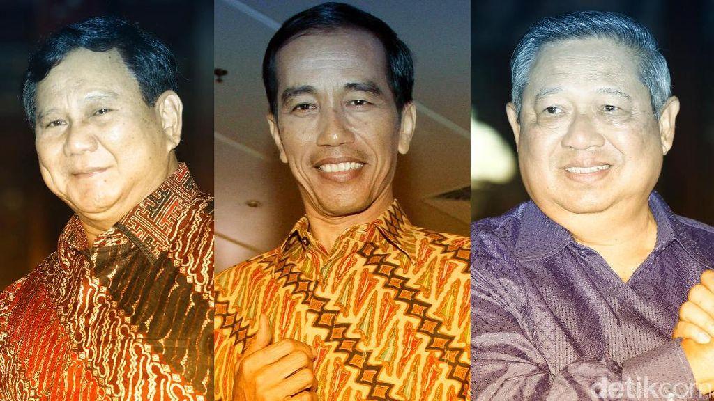 #SBYJelaskan Berlanjut Pertemuan AHY-Sandi Bahas Koalisi