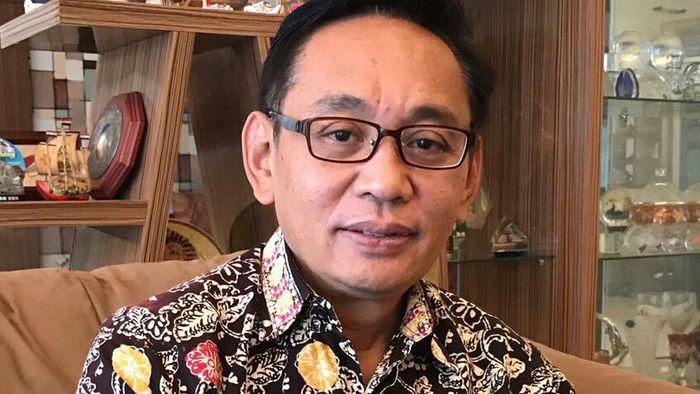 Sutrisno Iwantono-Ketua Tim Ahli Apindo