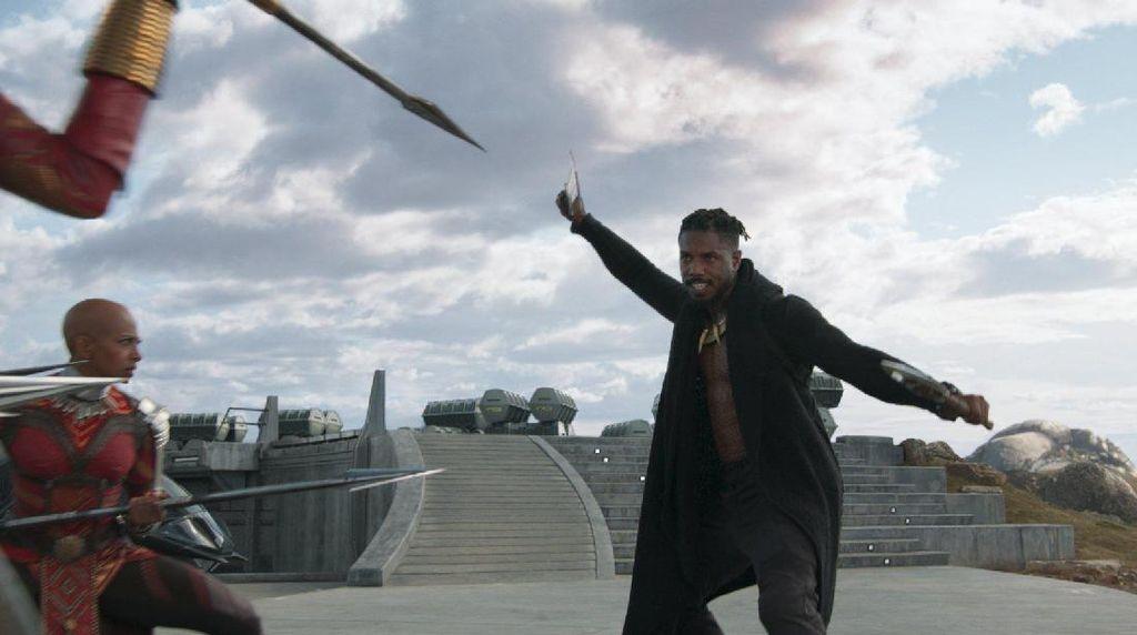 Kampanye Disney untuk Black Panther di Oscar 2019